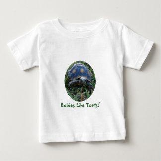 Babies Like Torts Infant Shirt