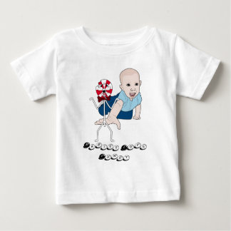 Babies Love Candy Baby T-Shirt