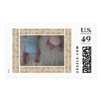 Babies on-the-go stamps