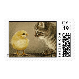 Babies Postage Stamp