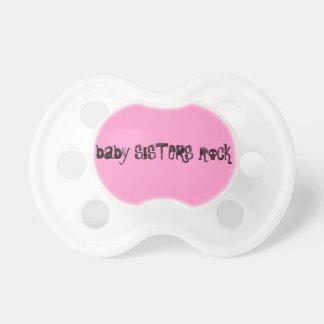Babies rock! pacifier