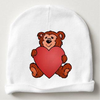 Babies, Teddy Bears, and Rainbows Baby Beanie