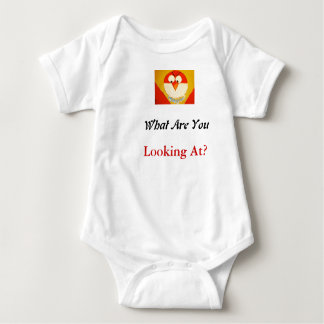 Babies With Attitude Baby Bodysuit