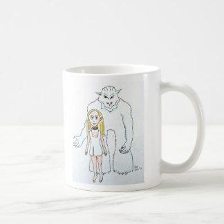 Babita and Og Coffee Mugs