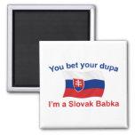 Babka-Apuesta eslovaca su Dupa Iman De Nevera