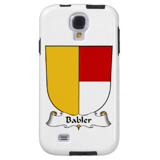 Babler Family Crest Galaxy S4 Case