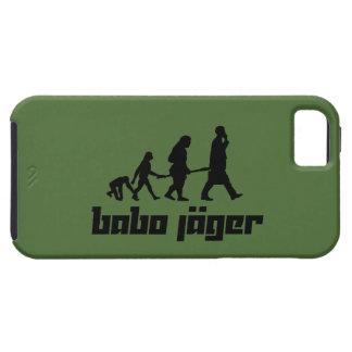 Babo Jäger iPhone 5 Carcasa