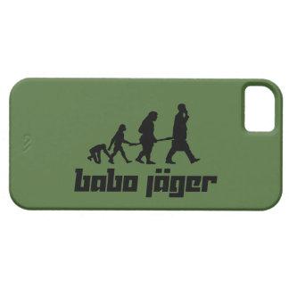 Babo Jäger iPhone 5 Carcasas
