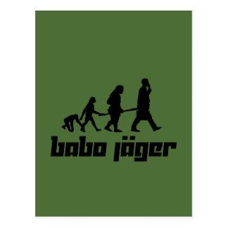 Babo Jäger Postales