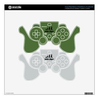 Babo Jäger PS3 Controller Skin