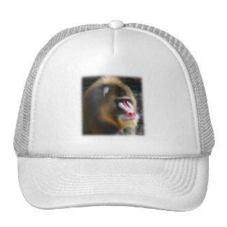 Baboon Baseball Cap Trucker Hat