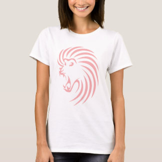 Baboon in Swish Drawing Style T-Shirt