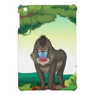 Baboon iPad Mini Cases