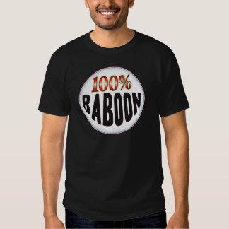 Baboon Tag Shirt