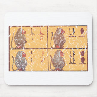 baboons mouse pad