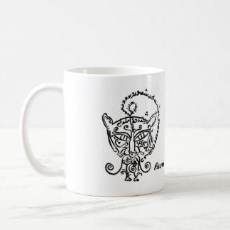 Babr Classic White Coffee Mug
