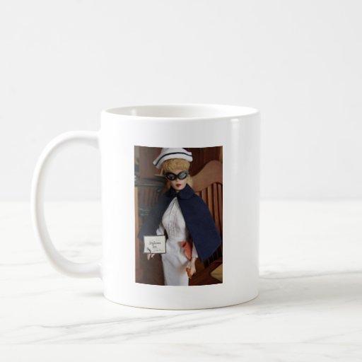 babs la enfermera tazas de café