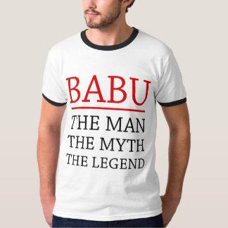 Babu el hombre el mito la leyenda playera