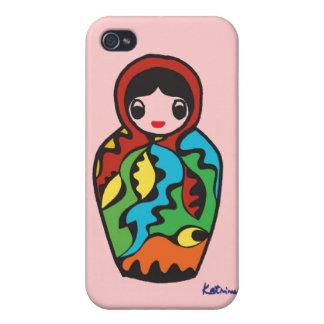Babushka - matrioshka iPhone Case Covers For iPhone 4