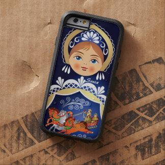 Babushka Matryoshka Russian Doll Tough Xtreme iPhone 6 Case
