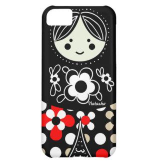 Babushka Matryoshka  Russian Doll iPhone 5 c Case Cover For iPhone 5C