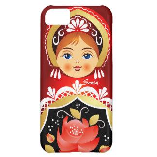 Babushka Matryoshka  Russian Doll iPhone 5 C Case iPhone 5C Case