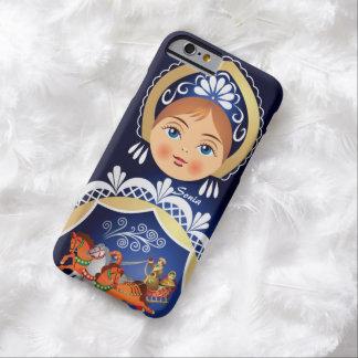 Babushka Matryoshka Russian Doll iPhone 6 case