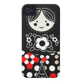Babushka Matryoshka  Russian Doll iPhone Case Case-Mate iPhone 4 Cases