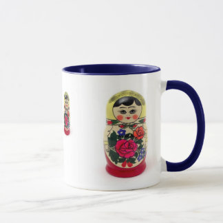 babushka mug