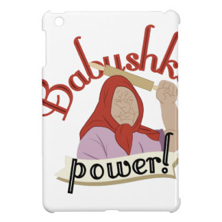 Babushka Power iPad Mini Case