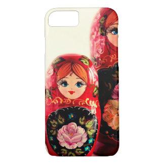 Babushka Russian Doll iPhone 7 Case