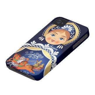 Babushka Russian Doll iPhone Case casematecase