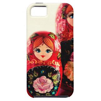 Babushka Russian Doll iPhone SE/5/5s Case