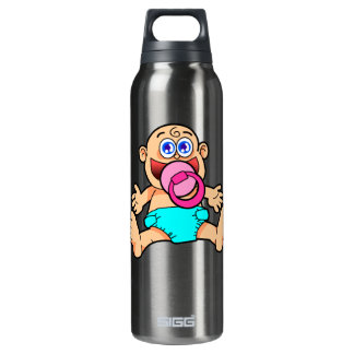 Baby 16 Oz Insulated SIGG Thermos Water Bottle