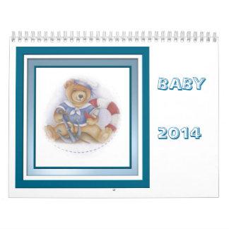 BABY 2014 CALENDAR