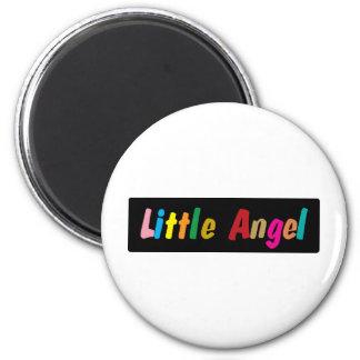 Baby 2 Inch Round Magnet