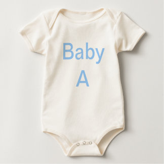 Baby A Baby Bodysuits