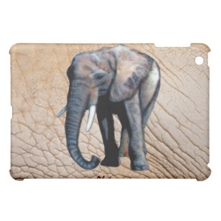 Baby African Elephant Animal-lover iPad Case