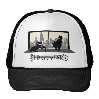 Baby AJ Jazz Musician Trucker Hat