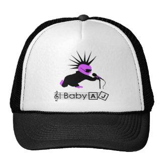 Baby AJ Punk Rocker Trucker Hat