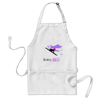 Baby AJ Slope Style Adult Apron