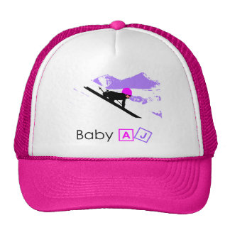 Baby AJ Slopes.png Trucker Hat