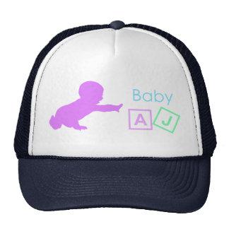 Baby AJ trucker hat