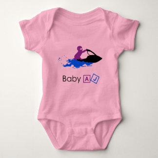 Baby AJ Wave Rider Baby Bodysuit