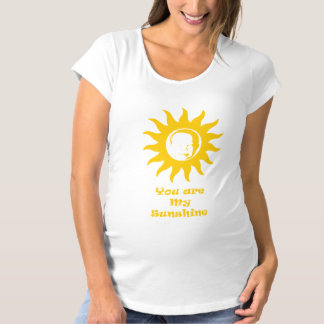 Baby AJ You Are My Sunshine Maternity Shirt