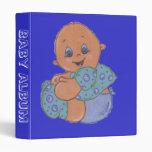 baby  album 3 ring binders