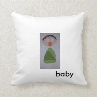 baby almofada! throw pillow