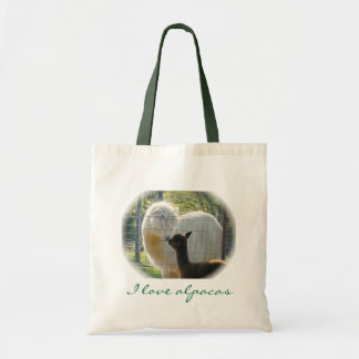 Baby Alpaca Kiss Tote Bag