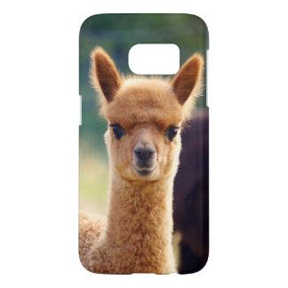 Baby Alpaca Samsung Galaxy S7 Case
