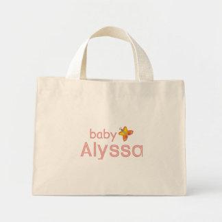 Baby Alyssa Mini Tote Bag